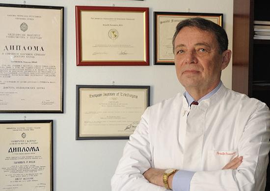Prof. dr Ivan Paunović
